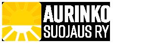 Aurinkosuojaus ry Logo